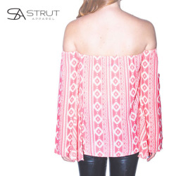AZTECOFFTHESHOULDERBLOUSE-BACK