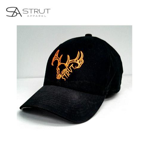 Deer Skull hat - front