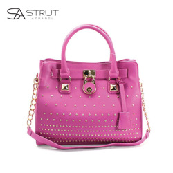 Fuchsia-Handbag
