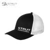 STRUT hat - bw mesh